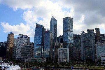 香港金管局加息25個基點