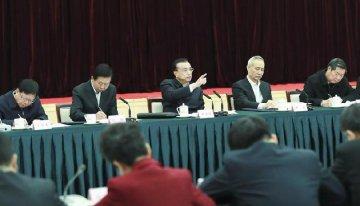 李克强:提高金融服务实体经济水平 促进资本市场健康发展