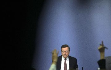 欧央行首次上调利率预期时间推迟至2019年末