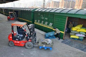 兩部門部署進一步清理規範鐵路貨物運輸相關收費 合理降低地方鐵路運價水準