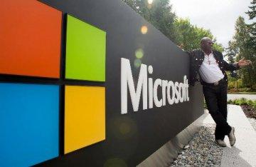 微軟亞太首家人工智慧和物聯網實驗室落戶上海
