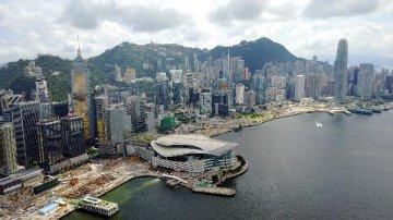 林鄭月娥:為香港長遠發展迎難而上推動基建