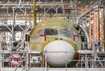 C919客机起落架关键锻件全部实现国产化