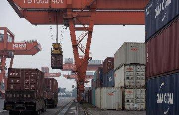 """四川與""""一帶一路""""沿線國家外貿額同比增長24.4%"""