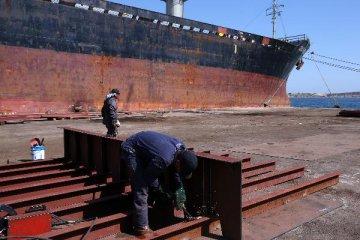 這些全球造船企業從中國重拳治理污染獲利