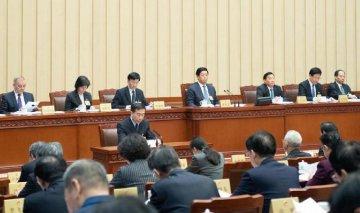 全国人大常委会再次审议外商投资法草案