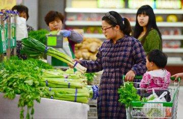 2019年1月份居民消費價格同比上漲1.7%