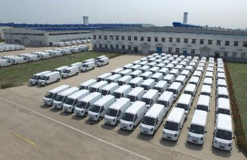 中汽協:1月新能源汽車銷量同比增長138%