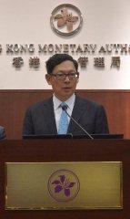 香港金融管理局总裁陈德霖10月退休