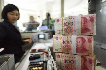 在岸人民幣對美元匯率強勢開盤大漲逾400點