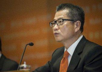 陈茂波:今年全球经济放缓风险不容忽视