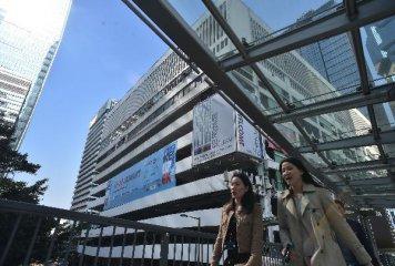 香港上季度GDP同比增长1.3%
