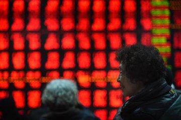 中國銀行股的漲跌起伏被樓市牽引著