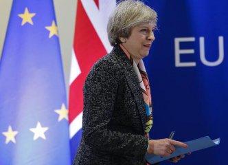 """""""分手""""将至 英国内不安情绪持续蔓延"""