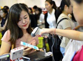 手机支付风潮刮到日本,中国游客功不可没