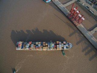 中美贸易战让美国的这些港口难再现昔日繁荣