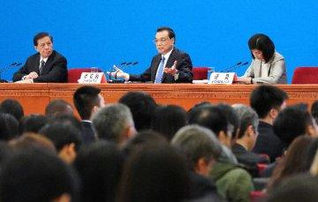 李克强:愿出台更多政策惠及台湾同胞