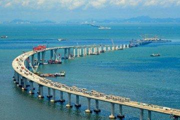 """粤港澳大湾区扬帆起航:为""""一带一路""""建设提供有力支撑"""