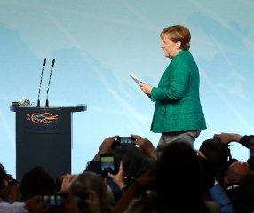 """默克爾:避免英國""""無協議脫歐""""符合歐盟各方根本利益"""