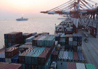"""埃及官员说苏伊士运河经济区将继续与""""一带一路""""融合"""