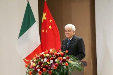 專訪:意中全面戰略夥伴關係擁有堅實基礎--訪義大利總統馬塔雷拉