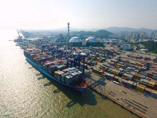 2018年中法雙邊貿易額突破600億美元 創歷史新高