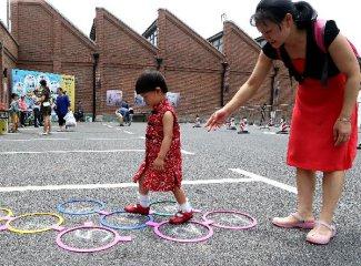"""""""親子游""""成為中國旅遊市場一大主流趨勢"""