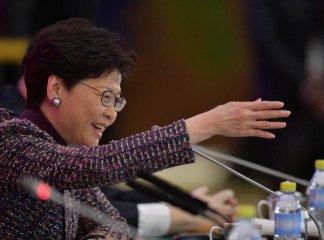 """[专题]香港特首:粤港澳大湾区有潜力成为""""东方矽谷+华尔街"""""""