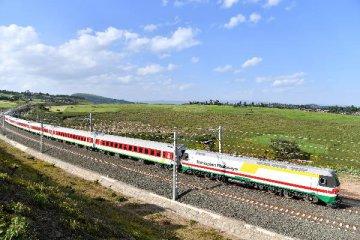 亚吉铁路已成为埃塞俄比亚经济社会发展的助推器