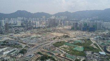港大预测香港全年经济增速放缓至2.3%