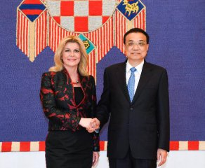 中华人民共和国政府和克罗地亚共和国政府联合声明(全文)