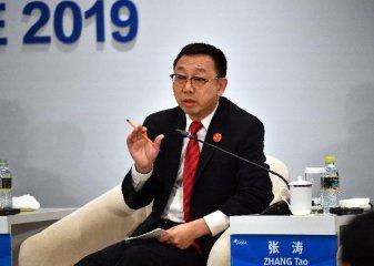 專訪:中國經濟再平衡將助推人民幣國際化--訪國際貨幣基金組織副總裁張濤