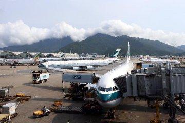 张建宗:香港积极推动粤港澳大湾区陆海空多式联运