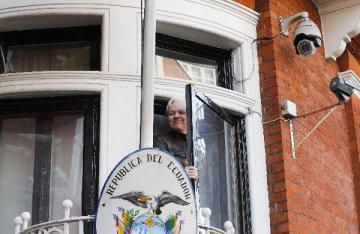 英國議員發引渡阿桑奇公開信:首選瑞典而非美國