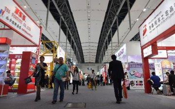 """第125届广交会:进口展""""一带一路""""沿线企业占六成"""