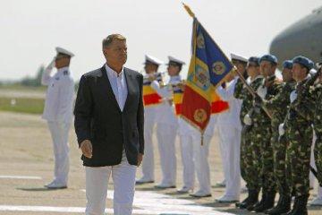 罗马尼亚总统:愿推动罗中双边关系持续发展