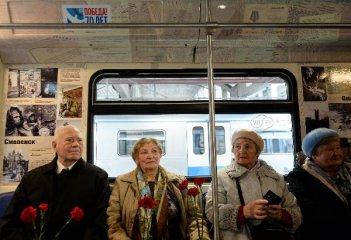 中企再签莫斯科地铁建设新合同