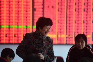 牛!今年以來,中國股市已經上漲了30%以上!