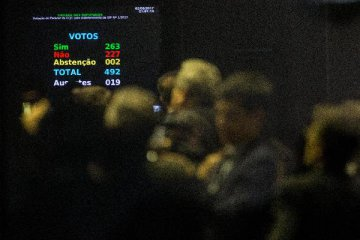 財經觀察:巴西經濟復蘇緩慢 亟需控制公共債務