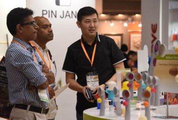 香港举行家庭用品展和纺织品展 2500个商家展示行业新品