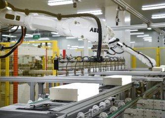 中國製造企業加快智慧化升級