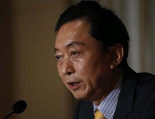 """专访:日中合作将对""""一带一路""""倡议实施起推动作用--访日本前首相鸠山由纪夫"""