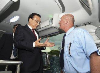中国客车助力古巴交通升级