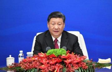 """东风万里绘宏图--以习近平同志为核心的党中央推动共建""""一带一路""""纪实"""