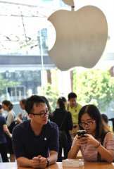 苹果芯片供应商:中国智能机市场转好