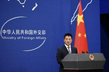美方稱期待來華繼續磋商 外交部:有誠意才有意義