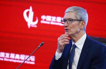 高盛:如中国对苹果实施禁令,苹果利润将下降近30%