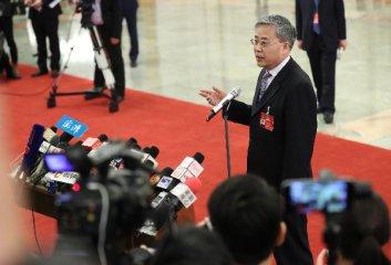 郭樹清:金融業開放不會停頓更不會倒退