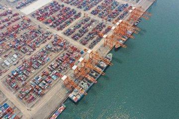 """""""国际陆海贸易新通道""""建设助力贵州外贸快速增长"""