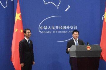 """外交部就美方稱""""還沒準備好同中國達成經貿協議""""作出回應"""